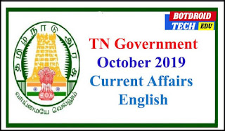 october month current affairs in english