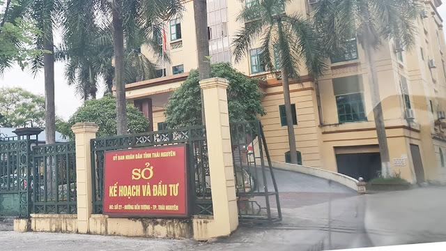 Tỉnh ủy Thái Nguyên yêu cầu làm rõ vụ việc liên quan đến đạo đức, lối sống của một Phó giám đốc Sở KH-ĐT tỉnh Thái Nguyên. ẢNH PHAN HẬU
