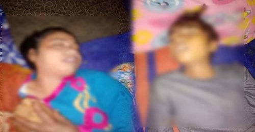 अति दुखद : 2 बच्चों सहित मां की मौत, जलती अंगीठी ने बुझाया परिवार