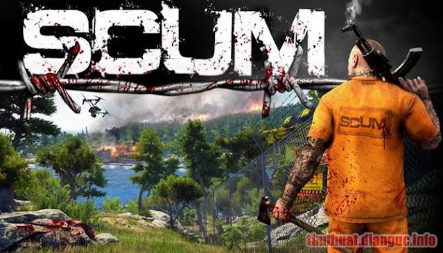 Download Game SCUM Full Crack