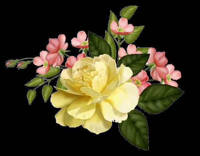Flores Vintage Png Imagui