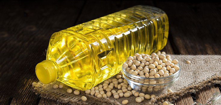 Edible Refined Soybeans Oil for sale
