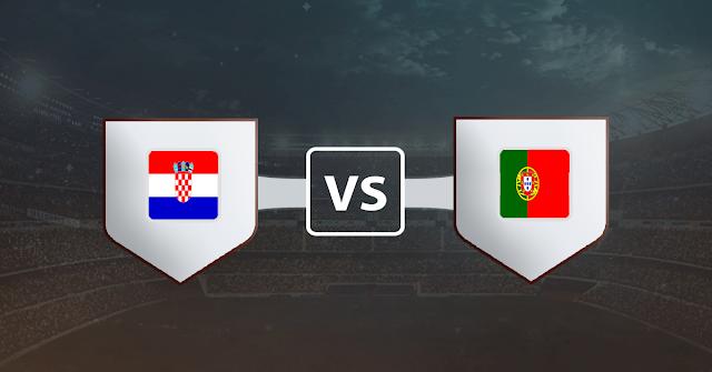نتيجة مباراة كرواتيا والبرتغال اليوم الثلاثاء 17 نوفمبر 2020 في دوري الأمم الأوروبية