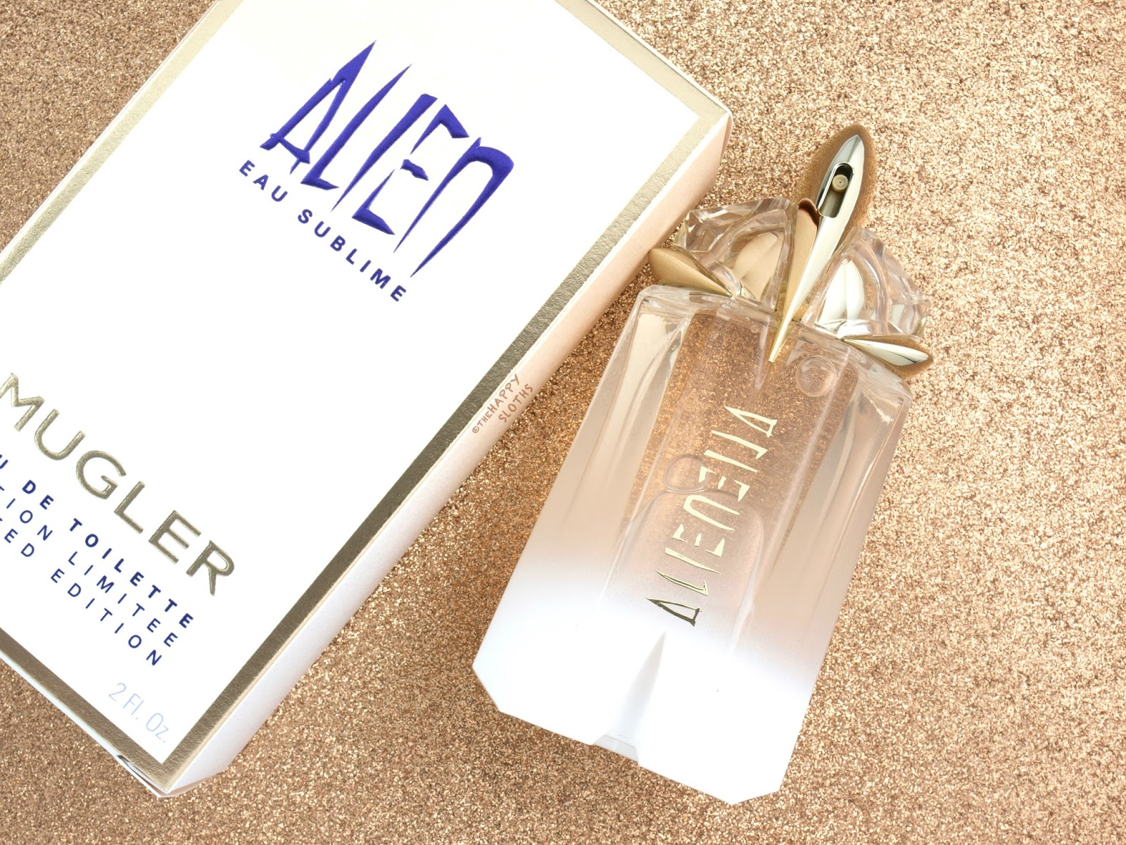 Mugler Alien Eau Sublime: Review