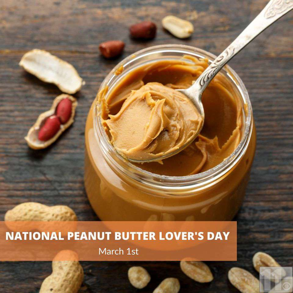 National Peanut Butter Lover's Day Wishes for Instagram