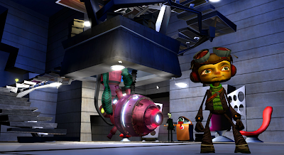 Psychonauts for linux