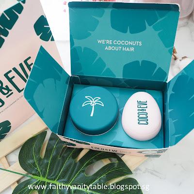 EVE Like Influenza A virus subtype H5N1 Virgin Super Nourishing Coconut  SingaporeTravelMap: Review of COCO & EVE Like Influenza A virus subtype H5N1 Virgin Super Nourishing Coconut & Fig Hair Masque