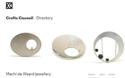 Machi de Waard craft council directory