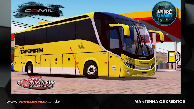 COMIL 1200 4X2 - VIAÇÃO ITAPEMIRIM