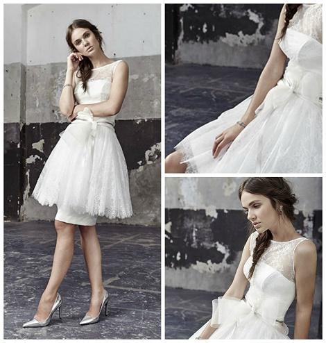 9a17d3a0ab27 La collezione abiti da sposa2016 è un esempio di freschezza e modernità
