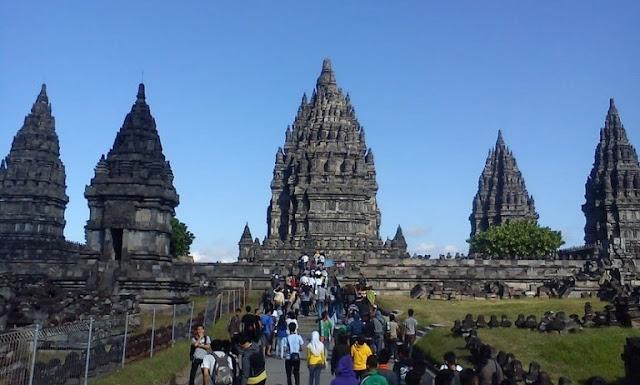 Mitos Pantangan Candi Prambanan Yogyakarta
