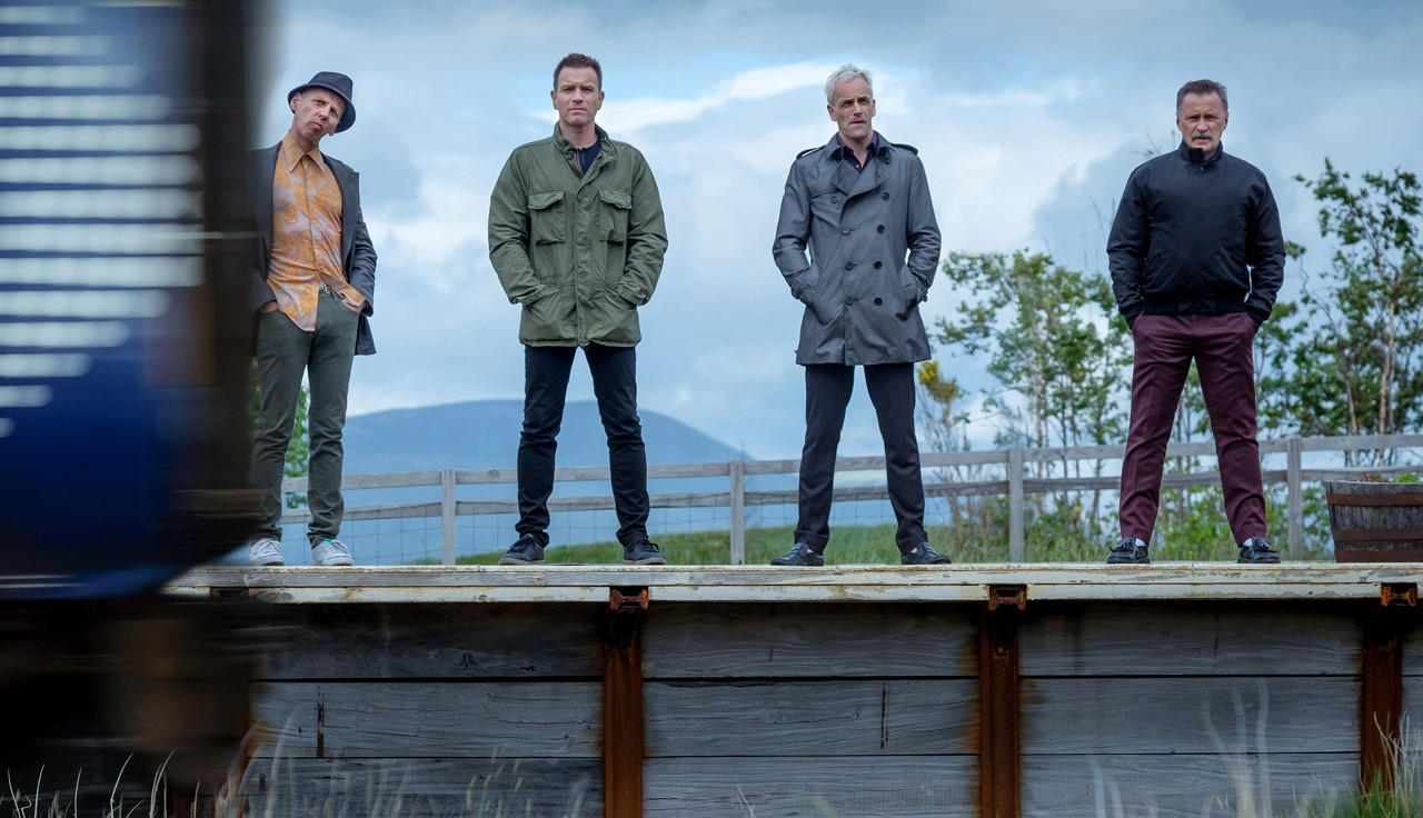 """Danny Boyle reúne a velha gangue no trailer de """"T2: Traisnpotting"""""""