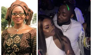 Davido's mum says she's not proud of him