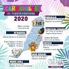 Fechas y Alegorias de los diferentes Carnavales en Fuerteventura 2020