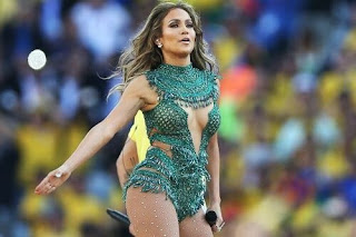 Jennifer Lopez hot Latino body