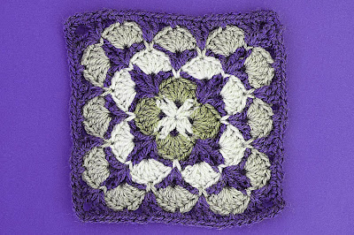 5 - Crochet Imagen Cuadro para mantas y cobijas a crochet y ganchillo por Majovel Crochet