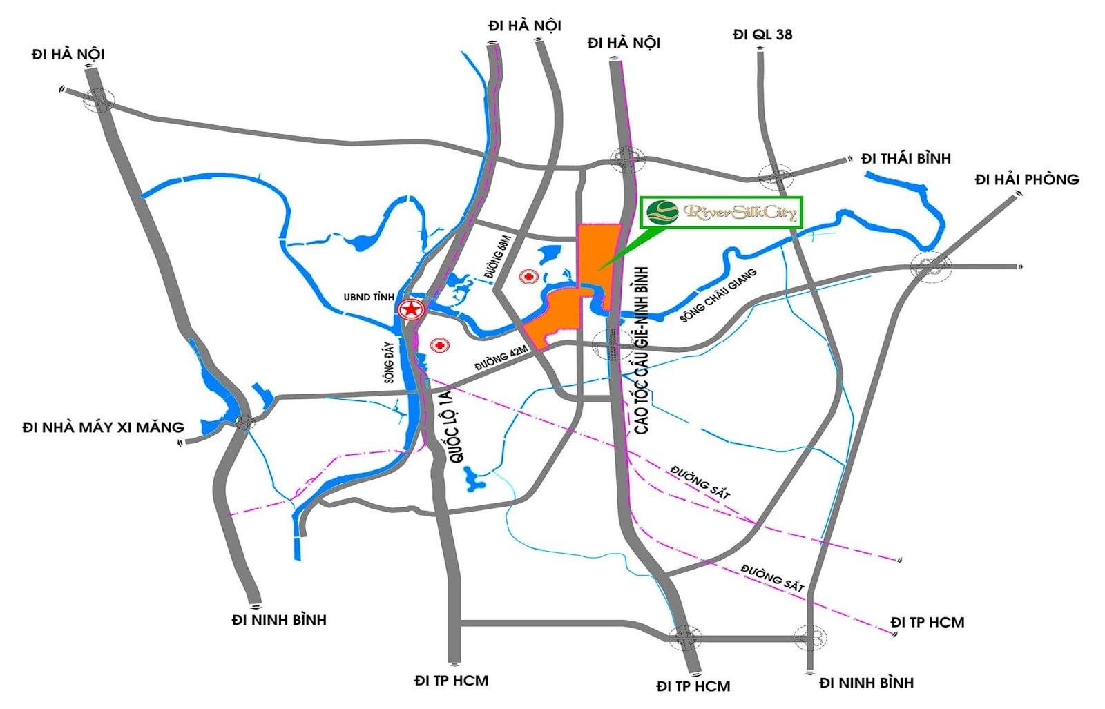 Khách hàng mua dự án River Silk City – Sông Xanh không thể bỏ qua !
