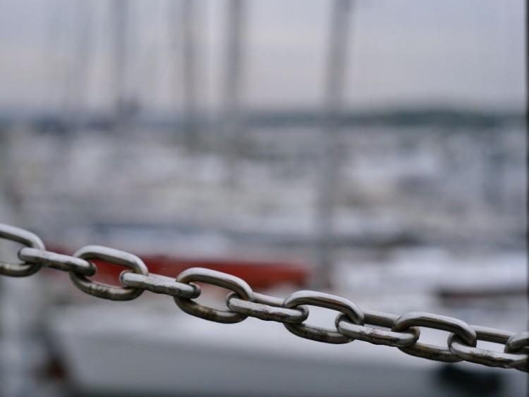 Jachthafen, kieler Förde