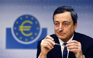 """BCE, Draghi ribadisce: """"le parole del Governo hanno fat"""