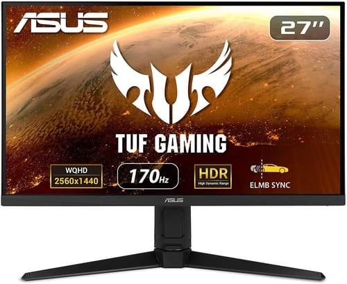 Review ASUS VG27AQL1A TUF HDR WQHD Monitor