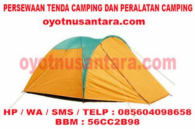 Tempat Persewaan Tenda Camping Kapasitas 4 Orang Di Sidoarjo
