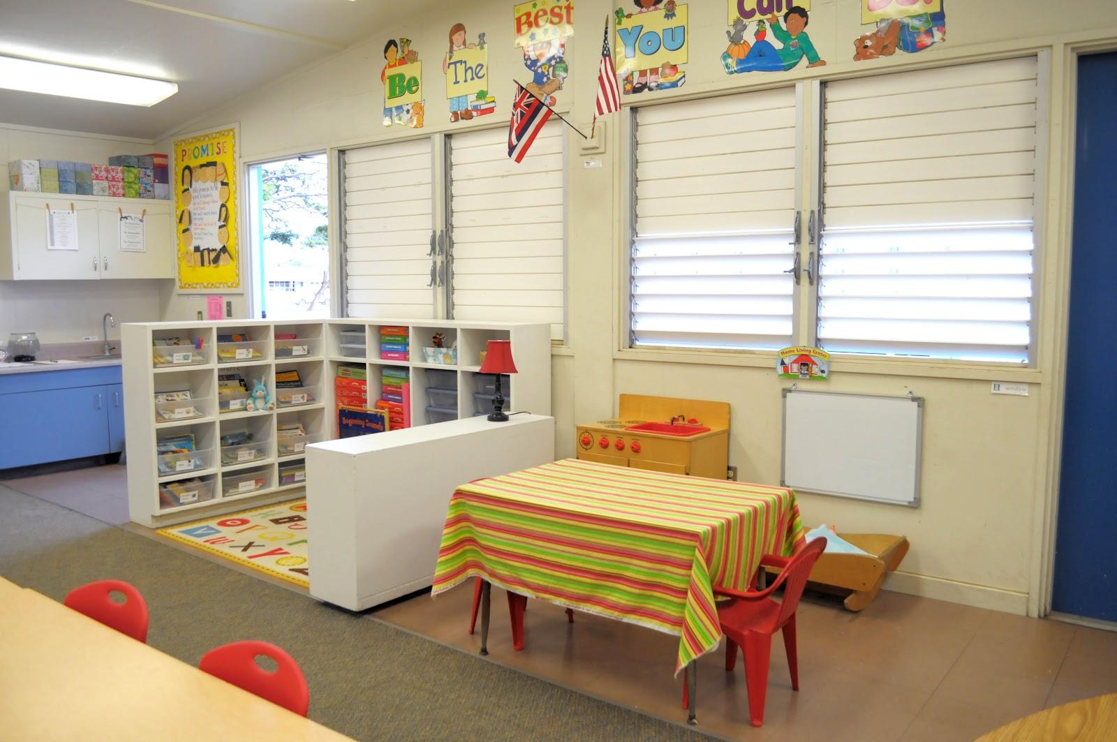 Kinder Garden: Mrs. Ricca's Kindergarten: Classroom Tour