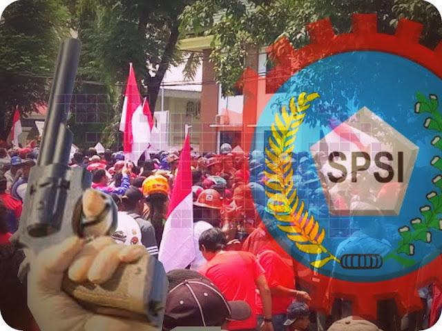 KSPSI Kecam Penembakan Karyawan PTFI