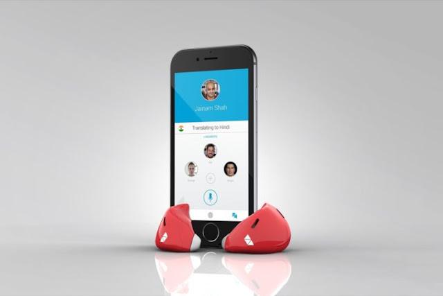 El Piloto, traductor en tiempo real que se ajusta a tu oído