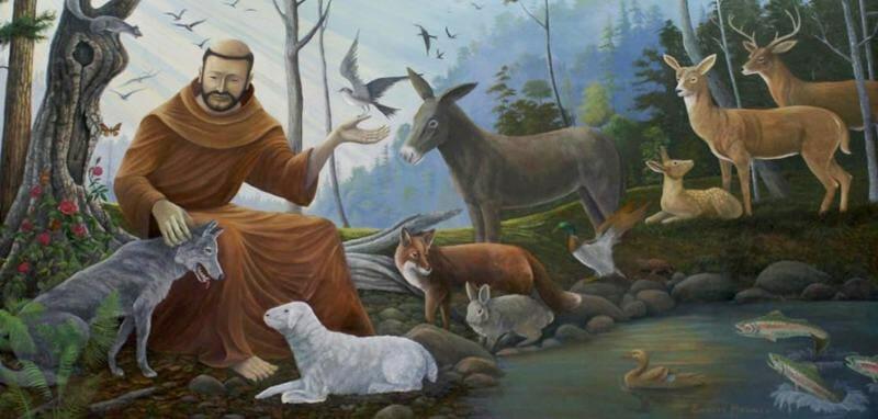 St. Fransiskus dan Pengikutnya Saat ini