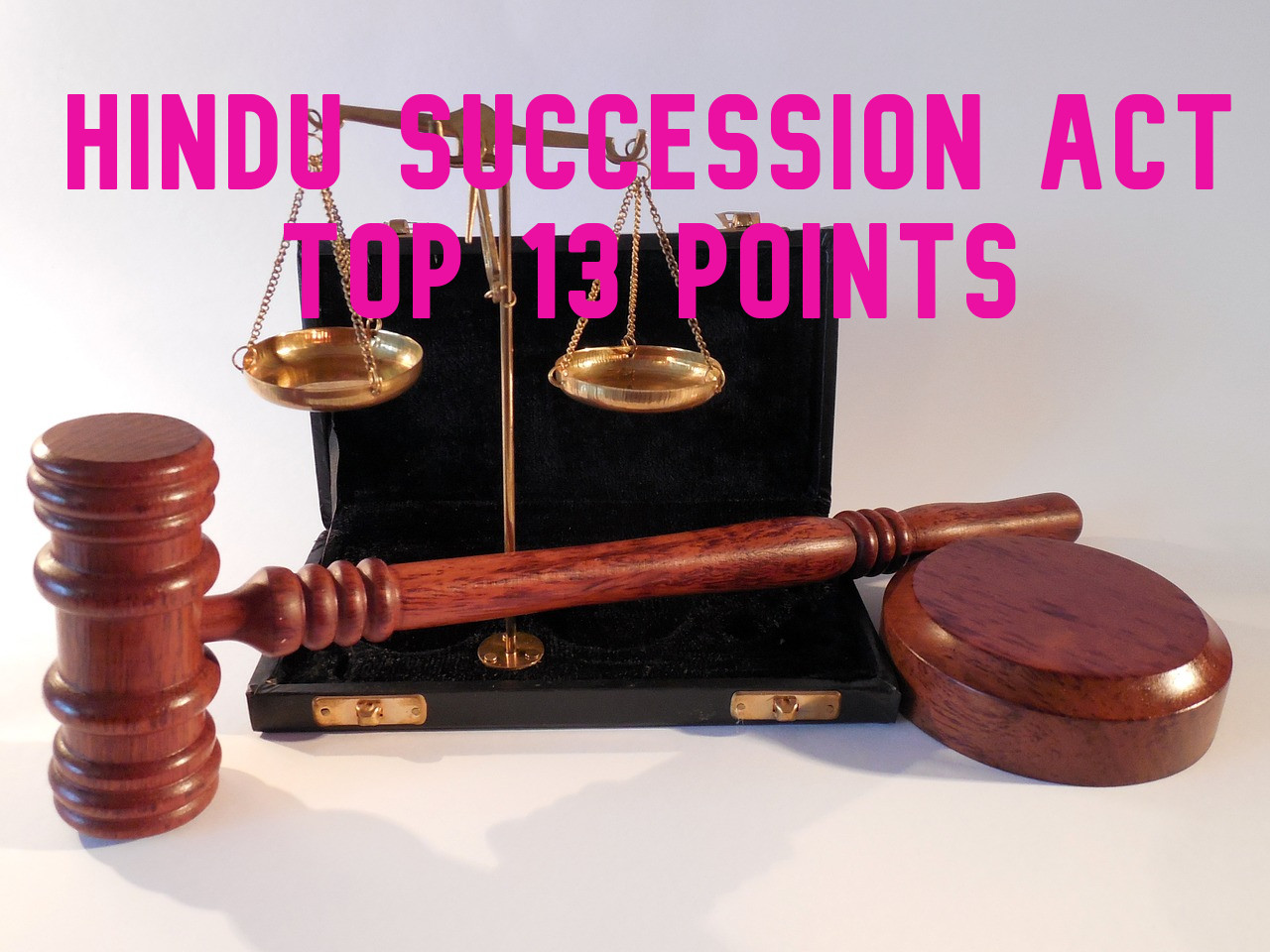 #indian succession act