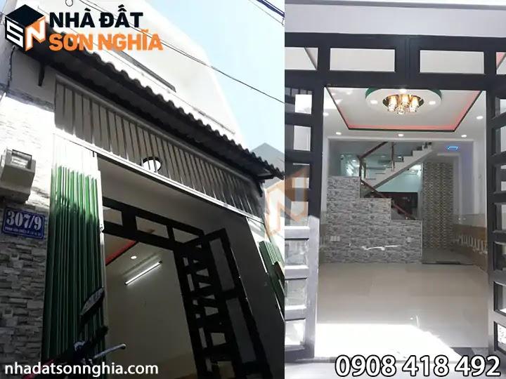 Nhà bán Gò Vấp phường 14 giá sập sàn