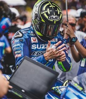 Koleksi Foto Seri MotoGP Sepang Malaysia 2018