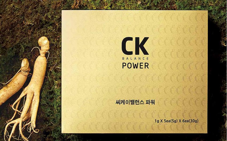 Thực phẩm bảo vệ sức khỏe - Ck Balance Power(5g)