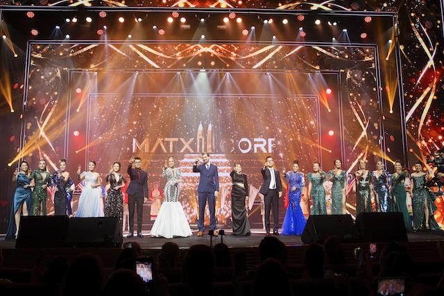 Congratulations Matxi Corp!