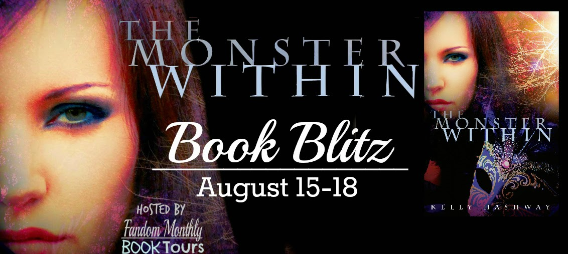 The Monster Within Book Blitz with Excerpt and Giveaway!