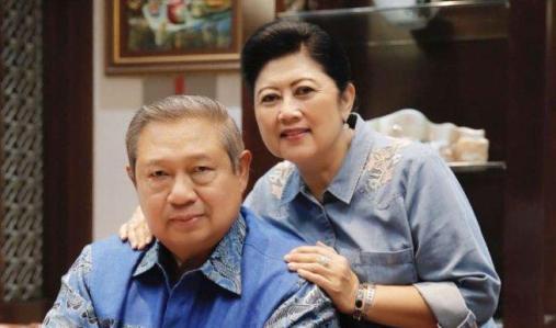 Bu Ani Yudhoyono, Meninggal Dunia