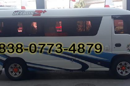 0838-0773-4879 info tempat Rental elf Tangerang