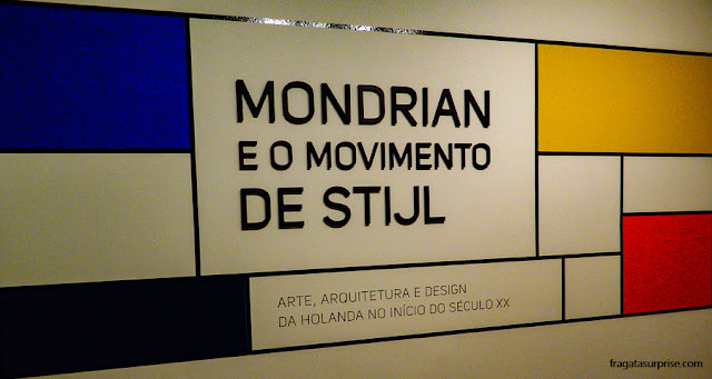 Exposição Mondrian e o Movimento De Stijl em Brasília