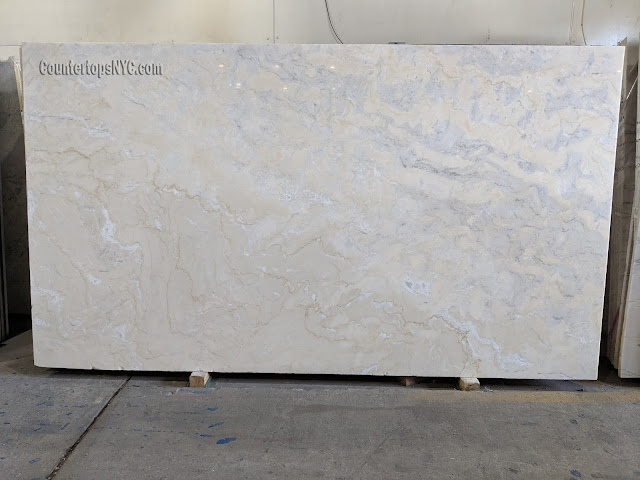 Dolce Vita Polished Quartzite Natural Stone Slabs NYC