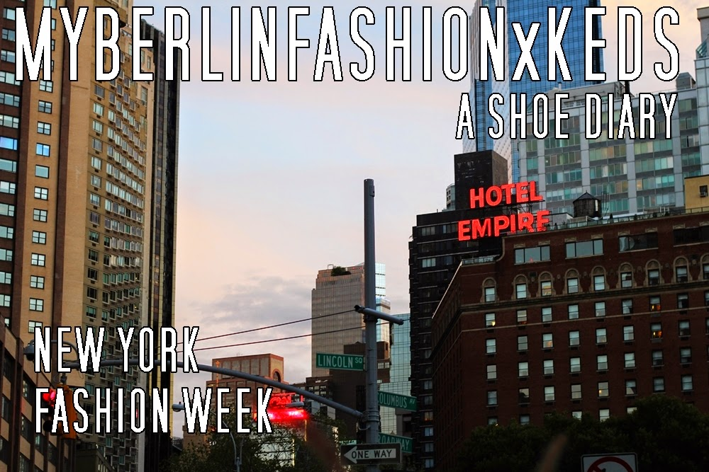MYBERLINFASHION MYBERLINFASHIONXNYCFW FASHIONWEEK MERCEDES BENZ KEDS HOTEL EMPIRE
