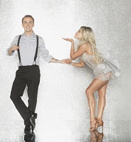 Frankie Muniz with Witney Carson