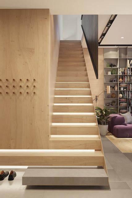 Granite steps design ideas