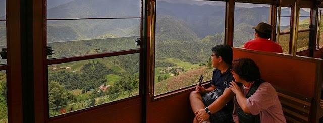 Voyage en train au Vietnam