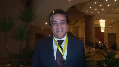الدكتور خالد عبد الغفار - أرشيفية