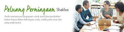 Bisnes Shaklee Mudah di Hujung Jari