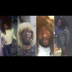 Police On The Hunt For Wig Wearing Man Committing String Of Robberies In Atlanta