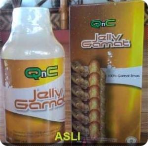 Harga Jelly Gamat QnC Asli