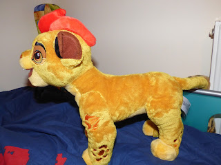 Disney Store Kion, The Lion Guard