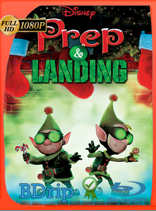 Lanny y Wayne: Los elfos navideños: Escuadron de Navidad (2009) 1080p BDRip Latino [GoogleDrive] [tomyly]
