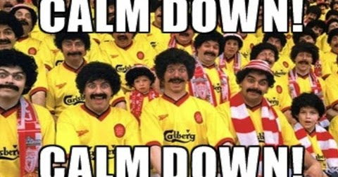 Image result for harry enfield liverpool football